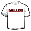 Miller Shirts and Stickers